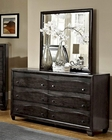 Homelegance Dresser and Mirror Redondo EL2209-56
