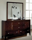 Homelegance Dresser and Mirror Simpson EL2134-56