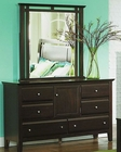 Homelegance Dresser and Mirror Verano  EL1733-56
