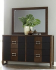 Homelegance Dresser and Mirror Zeigler EL2294-56