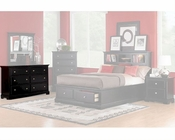 Homelegance Dresser in Black Preston EL814BK-5