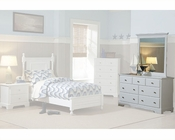 Homelegance Dresser with Mirror Morelle EL1356WSET