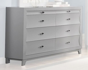 Homelegance Dresser Zandra in Pearl White Finish EL2262W-5