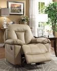 Homelegance Glider Reclining Chair Cade EL-8512TPE-1