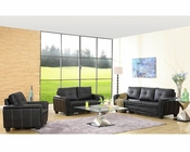 Homelegance Living Room Set Dwyer EL-9701BLKSET
