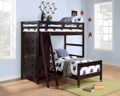 Homelegance Loft Bed Tops EL-B2012DCLBED