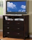 Homelegance Media Chest Paula II EL1348DC-11