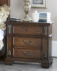 Homelegance Night Stand Donata Falls EL1800-4