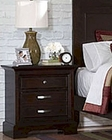 Homelegance Night Stand  Glamour EL-1349-4