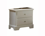 Homelegance Night Stand Morelle EL1356W-4
