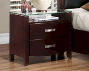 Homelegance Nightstand Lyric EL-1737NC-4