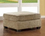 Homelegance Ottoman Burke Modular in Brown Beige Finish EL-9709CN-OT