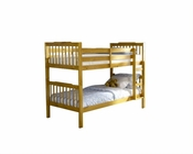 Homelegance Pine Bunk Bed Todd ELB27-1