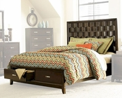 Homelegance Platform Bed Darien EL2242BED