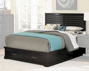 Homelegance Platform Bed w/ Storage Curran EL2229BED