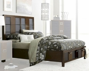 Homelegance Platform Bed Zeigler EL2294BED