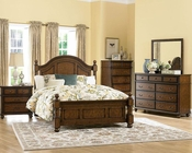 Homelegance Poster Bedroom Set Langston EL1746SET