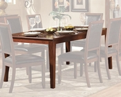 Homelegance Rectangular Dining Table Avalon EL1205-72