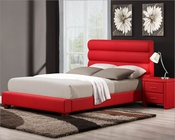 Homelegance Red Bedroom Set Aven EL-5795RD-SET