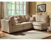 Homelegance Sectional Sofa Set Burke Modular EL-9709CNSET