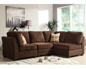 Homelegance Sectional Sofa Set Burke Modular EL-9709FCSET