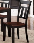 Homelegance Side Chair Westport EL-5079BKS (Set of 2)