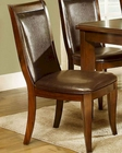 Homelegance Side Chair Wolfe EL-2600PUS (Set of 2)