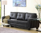 Homelegance Sofa Dwyer EL-9701BLK-3