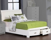Homelegance Storage Bed Lyric EL1737BED