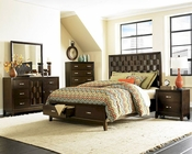 Homelegance Storage Bedroom Set Darien EL2242SET