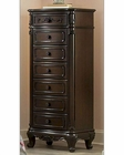 Homelegance Tall Chest Cinderella in Dark Cherry EL-1386NC-12