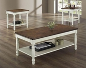 Homelegance Three-Piece Occasional Tables Ohana EL-1393W-31-SET