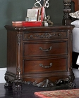 Homelegance Traditional Style Night Stand Deryn Park EL2243-4