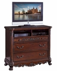 Homelegance Traditional Style TV Chest Deryn Park EL2243-11