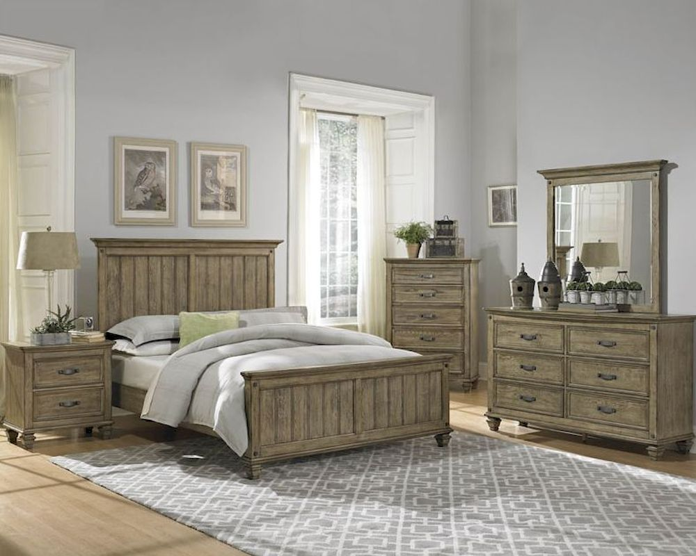 . Homelegance Transitional Style Bedroom Set Sylvania EL2298SET
