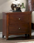 Homelegance Transitional Style Night Stand Verity EL2239-4