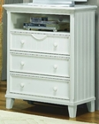 Homelegance TV Chest Alyssa EL-2136W-11