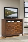 Homelegance TV Chest Balboa Square EL-836C-11