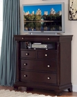 Homelegance TV Chest Inglewood in Deep Cherry EL1402-11