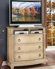 Homelegance TV Chest Palace II EL-1394WW-11