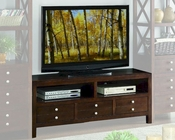 Homelegance TV Stand w/ Media Storage Polson EL8019-T