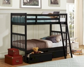 Homelegance Twin Bunk bed Leslie EL-B46-1