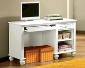 Homelegance Writing Desk Sanibel in White EL2119W-15