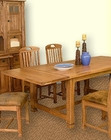 Honey Oak Dining Table SU-1116RO