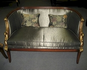Infinity Furniture Classic Loveseat Louis XVI INLV923-2