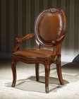 Italian Classic Style Arm Chair Louis XVI INLV722 (Set of 2)