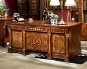 Infinity Furniture Classical Executive Desk Orpheus INOP-570
