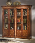Infinity Furniture Classical Four-Door Bookcase Orpheus INOP-554
