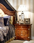 Infinity Furniture Classical NightStand Orpheus INOP-850-1-BIG