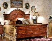 Infinity Furniture Imperatorial Bed Louis XVI INLV880